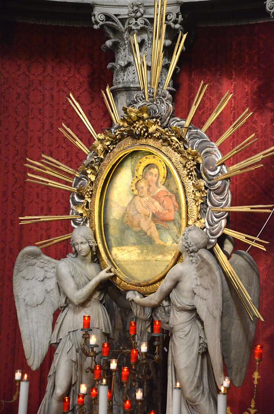 Madonna dei Lumini