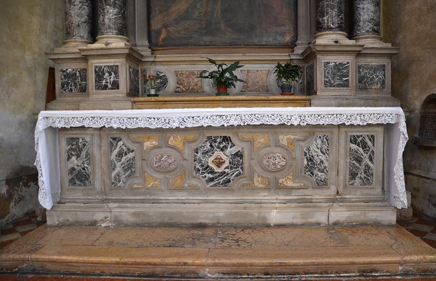 Altare di S. Giacomo